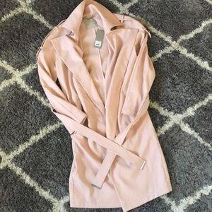 Designer soia & kyo trench coat